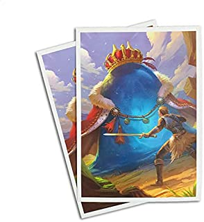 Grobulus - The Slime King - 100 Matte Card Sleeves (FN15S)