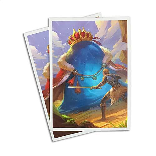 Grobulus - The Slime King - 100 Matte Card Sleeves (FN15S)