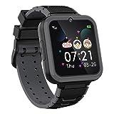 Enfants Smartwatch Téléphone pour Garçons Filles - 1,54'' Écran Tactile avec SOS Appel...
