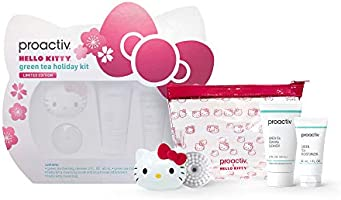 Proactiv Hello Kitty Green Tea Holiday Kit, 1 Count