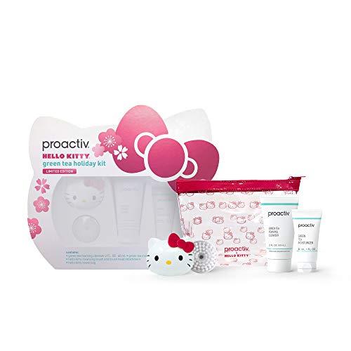 4-Piece Proactiv Hello Kitty Green Tea Holiday Kit $18.50 w/ S&S + Free Shipping w/ Prime or $25+ $13.53