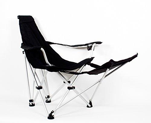 Relags Travelchair 'SunChair' Stuhl, Schwarz, One Size