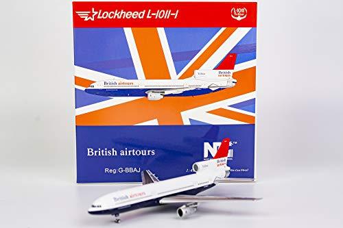 NG Model NGM31011 1:400 British Airtours Lockheed L-1011-1 Reg #G-BBAJ (pre-Painted/pre-Built)