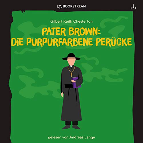 Die purpurfarbene Perücke cover art