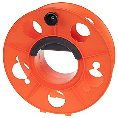 Bayco Cord Storage Reel with Center Spin Handle, 100-Feet Now $7.83 (Was $20)