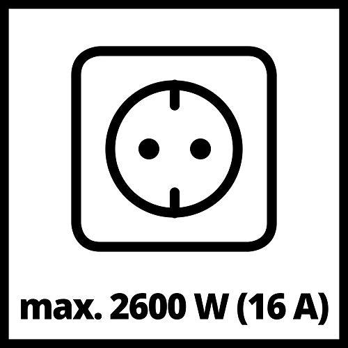 Einhell Nass Trockensauger TC-VC 1930 SA (1500 W, 190 mbar, 30 l, Edelstahlbehälter, 2,5 m Saugschlauch, Geräte-Steckdose, umfangreiches Zubehör) - 10