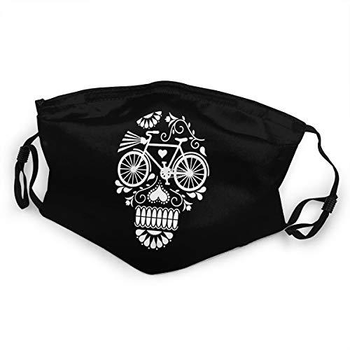 794 Crazy Cranium Bicycle Children's Washable Dustproof and Breathable Facial Decoration