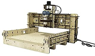 """BobsCNC Evolution 3 CNC Router Kit with the Router Included (16"""" x 18"""" cutting.."""