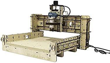 BobsCNC Evolution 3 CNC Router Kit with the Router Included (16