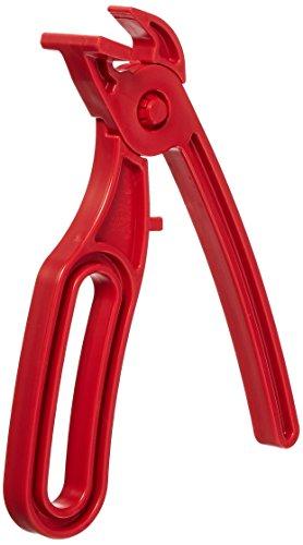 """American Metalcraft N9494 Pan Grippers, 3.2"""" Length x 8.55"""" Width, Red"""