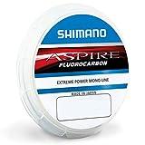 Shimano Aspire Fluorocarbon 50, Farbe Transparent, Größe 0.160mm