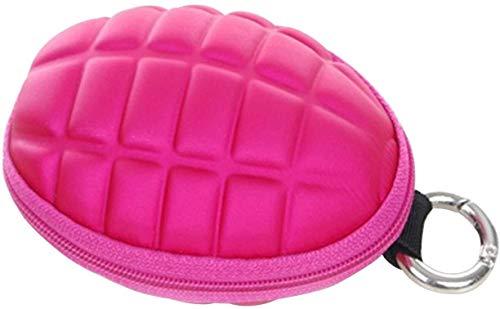 Miaoao B Mochila for niñas y Adolescentes  portátil Patrón Granada Clave de Caso Holder