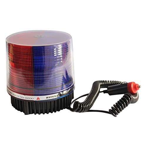ALEOHALTER Luz de Advertencia LED, 12-24 V CC, Advertencia de Seguridad, balizas Intermitentes, Luces, luz de Advertencia, Techo, Flash automático para vehículos, camión, autobús