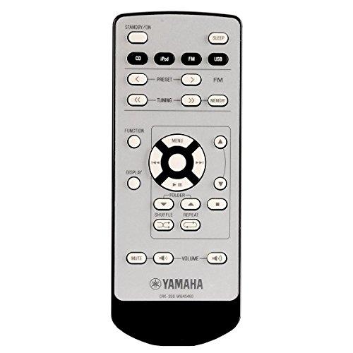 Yamaha Original Fernbedienung WQ454600 grau/schwarz | für CRX 330 und MCR 330