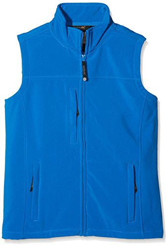 Regatta Dames Dames Flux Bodywarm Outdoot Gilet, Blauw (Oxford/Oxford), 16 (Fabrikant Grootte: 16)