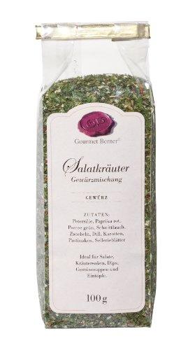 Gourmet Berner, Salatkräuter...