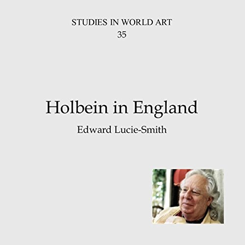 Holbein in England  By  cover art