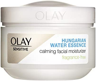 Calming Face Moisturizer by Olay Sensitive Fragrance Free 2 oz product image
