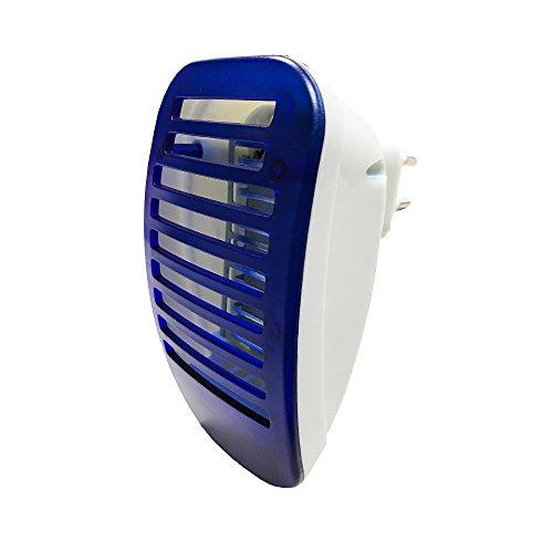 Ardes AR6S01 - Mosquitera de descarga de toma de luz actínica LED insecticida Killer Insetti con acoplamiento de insectos