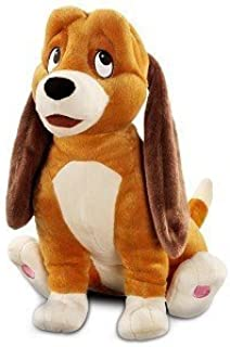 The Fox and the Hound Copper Plush -- 13''