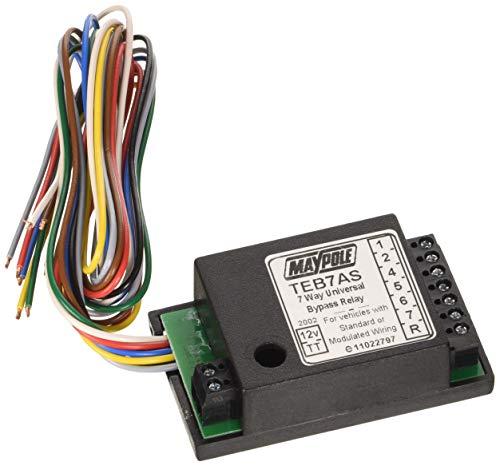 Maypole 3877A Überbrückungsrelais und Smart Chip, 7-Wege