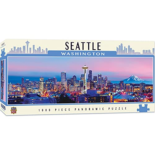 1000 piece puzzles seattle - 2