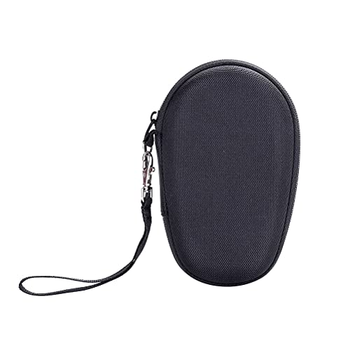 ifundom 1Pc Earbuds Storage Case Compatible for Bose Noise- Masking Sleepbuds (Black) Call Phone Accessories for Women Men