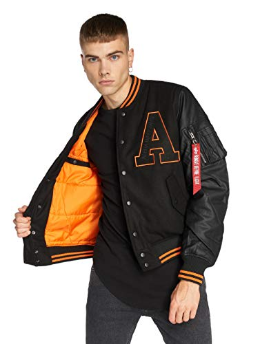 Alpha Industries College Jacke S