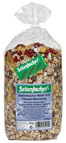 Seitenbacher Müsli Fitness Mischung 750g