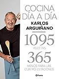 Cocina da a da: 1095 recetas. 365 mens para las cuatro estaciones (Planeta Cocina)
