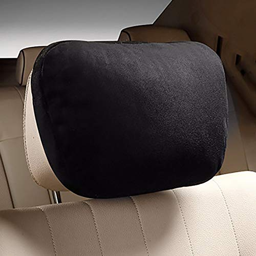 KSUVR Car hoofdsteun reissteun zitting hoofdsteun kussen verstelbare auto nek kussen kan verlichten nekpijn