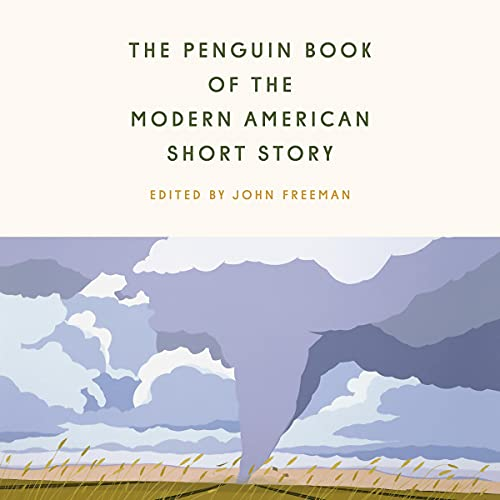 『The Penguin Book of the Modern American Short Story』のカバーアート
