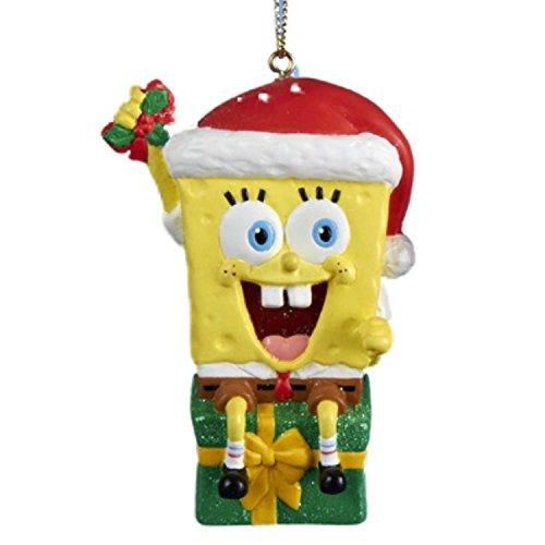 Kurt Adler Nickelodeon Sponge Bob Squarepants Christmas Tree Ornament