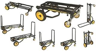 Rock-N-Roller R6RT (Mini) 8-in-1 Folding Multi-Cart/Hand Truck/Dolly/Platform Cart/29