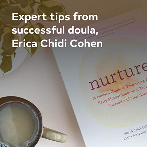 Nurture: A Modern Guide to Pregnancy, Birth, Early Motherhood—and Trusting Yourself and Your Body (Pregnancy Books, Mom to Be Gifts, Newborn Books, Birthing Books)