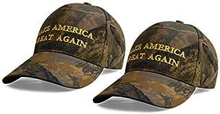DISHIXIAO Make America Great Again USA Baseball Caps Embroidered Donald Hat MAGA Cap