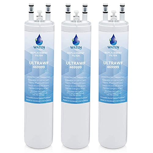 ULТRAWF Compatible Refrigerator Water Filter Replacement Pure Source Ultra-3p