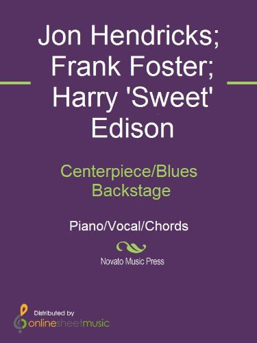Centerpiece/Blues Backstage (English Edition)