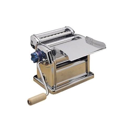 Winware pasta making Machine (acciaio uso manuale macchina per la pasta, progettato per rapido, efficace pasta produzione)