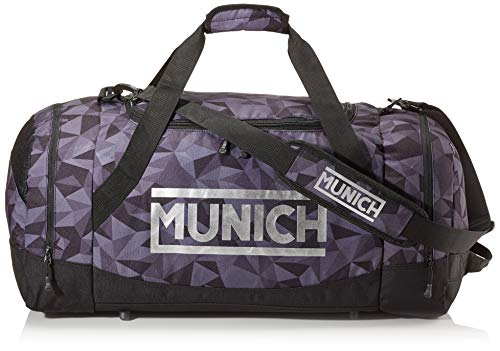 Munich 2018 Mochila Tipo Casual 31 cm, 55 litros, Gris