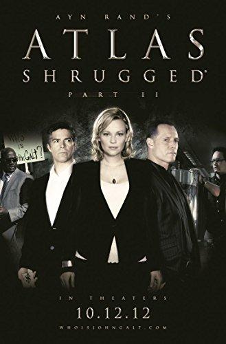 Atlas Shrugged Part II Movie Poster 70 X 45 cm