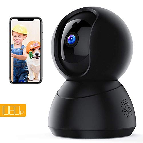 Fantastic Deal! WiFi Camera Home Security Indoor Surveillance Camera with Motion Detection, 40C Supe...