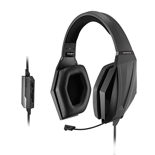 Gigabyte Force H3Gaming Ohrmuschel-Headset