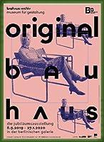 ポスター バウハウス Original frau mit maske 額装品 ウッドベーシックフレーム(グリーン)