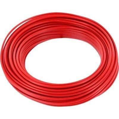 BELI-BECO - Kabel für Modelleisenbahnen in Rot