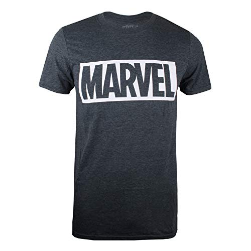 Marvel Mono Logo T-shirt voor heren