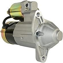 DB Electrical SMT0294 Starter For Jeep Liberty 2.4 2.4L 04 05, TJ Series 2.4 2.4L 05 06, Wrangler 2.4 2.4L 04 05 06 /56041436AC /M0T91981 M0T91981ZC /17897