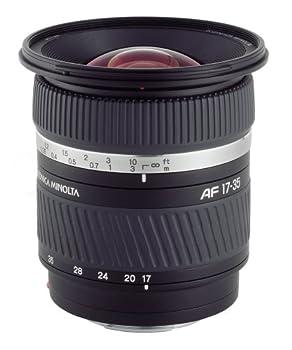 Konica-Minolta AF 17-35mm F/2.8-4  D  wide angle lens for Sony/Minolta A-Mount SLR & DSLR