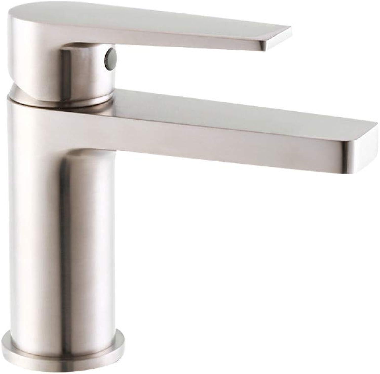 todos los bienes son especiales DXCsnowingLavabo de cuatro lados Grifo de lavabo Boca ancha Grifo Grifo Grifo Caseta de bao Grifo de agua caliente y fría  alta calidad