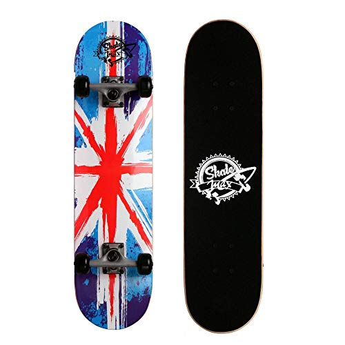 My Area Senior Skateboard Stylengl 77,5 cm Tisch.